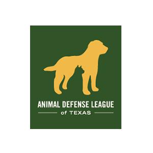 Animal Defense League of Texas logo