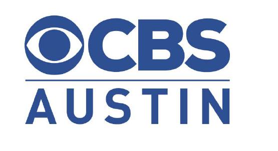 CBS Austin Blue logo