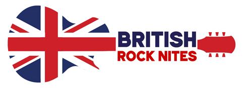 British Rock Nites Logo